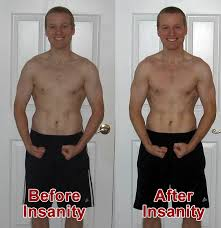 Insanity Results - What can you expect? -