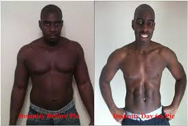 Insanity Workout Results - Men