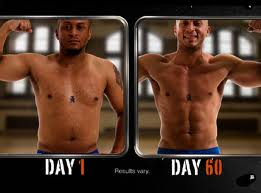 Insanity Workout Results - Men -